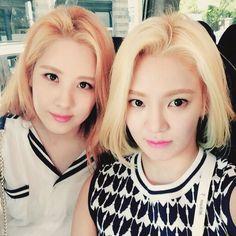 #SNSD #Hyoyeon #Seohyun