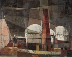 ECHUCA INDUSTRIAL By Lawrence Daws