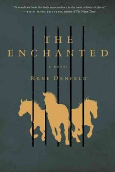 The Enchanted, by Rene Denfeld; URBAN FANTASY -- RML STAFF PICK (Alexis)