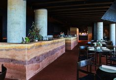 The design of the Noma Australia pop-up is as intelligently executed as the food.