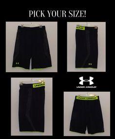 Size Under Armour Men/'s Shorts Navy Silver Football Tottenham Hotspur logo L