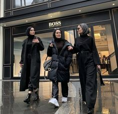- (notitle) Modest Fashion Hijab, Modern Hijab Fashion, Street Hijab Fashion, Casual Hijab Outfit, Hijab Fashion Inspiration, Hijab Chic, Muslim Fashion, Mode Inspiration, Modesty Fashion