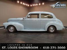 1940 Chevrolet Sedan   - Stock #5546-STL