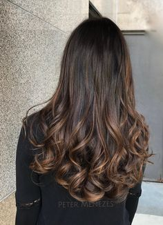 37 Gorgeous Hair Color Ideas That Actually Work For You , brown hair ,balayage ,… - All For Hair Color Balayage Brown Hair Balayage, Brown Blonde Hair, Hair Color Balayage, Brunette Hair, Hair Highlights, Dark Hair, Brunette Ombre, Ombre Sombre, Honey Balayage