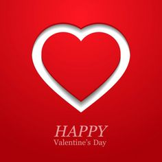 Valentines day card with heart 780x780 Wallpapers & Cards. Happy Valentines Day, Sayings [30 Pics + 14 Quotes]