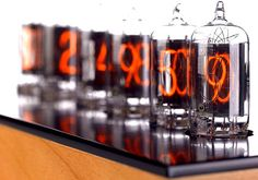 Nixie Clock Chronotronix V40