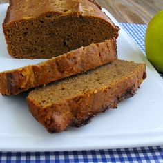 Apple Bread from The Delight #Glutenfree Cookbook