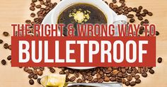 When drinking Bulletproof Coffee, keep in mind these tips to truly reap the fat-burning benefits of the coffee & grass-fed butter combination.