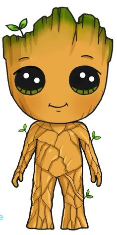 Groot Super Hero shirts, Gadgets