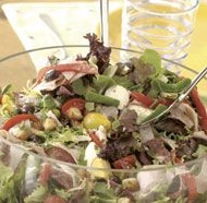 Updated Chef Salad