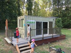 Tolt-MacDonald Park and Campground, Carnation, Washington — by Jason Karas King County, County Park, Shipping Container Cabin, Parks And Recreation, Carnations, State Parks, Washington, Shed, Camping