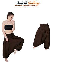 Harem Pants Solid Color Indian Alibaba Dance Trouser Hipp... https://www.amazon.co.uk/dp/B01NAXK3OE/ref=cm_sw_r_pi_dp_x_v.sazbTCCA4WF