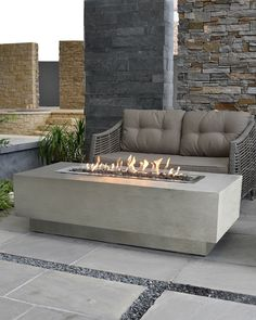 Backyard Landscaping Discover Elementi Granville Outdoor Fire Pit Table with Propane Gas Assembly Outdoor Fire Pit Table, Fire Pit Backyard, Outdoor Gas Fireplace, Backyard Pools, Fireplace Ideas, Outdoor Living, Fire Pit Ring, Diy Fire Pit, Outside Fire Pits
