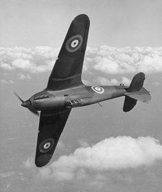 British RAF Hawker Hurricane Mk1