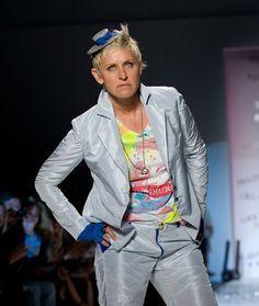 I seriously love Ellen Degeneres!