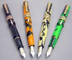 Conklin Crescent-filler fountain pen