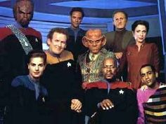 Star Trek: Deep Space Nine was the most complex and thought-provoking of all the Trek incarnations.  Far more than fighting bad guys in space, DS9 was an odd combination of religion, mysticism, comedy and (of course) Star Fleet problems with an alien invasion from another quadrant.  It was sometimes dark and occasionally grim, but it was a unique and interesting look at life in the 24th century world of Trek.