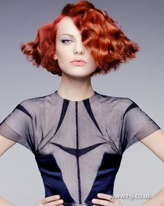Francesco Fontana Schwarzkopf Professional Colour Technician of the Year - British Hairdressing Awards 2012.