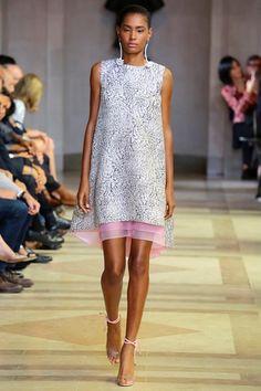 Sfilate Carolina Herrera - Collezioni Primavera Estate 2016 - Collezione - Vanity Fair