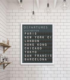 Confira dicas e referências incríveis do uso dos subway tiles (azulejos de metrô) na decoração de interiores.