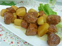 Lombinho de Panela com Batatas | Acompanhamentos > Receitas com Batata | Mais Você - Receitas Gshow