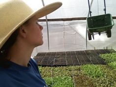 Young farmers are ready to get America back on track to sustainable farming. Sustainable Farming, Urban Farming, Sustainability, Young Farmers, Female Farmer, Food Industry, Dream Job, Permaculture, Farm Life