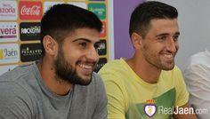 Orbegozo y Fran Martínez, gol para el ataque y fuerza para la defensa del Real Jaén