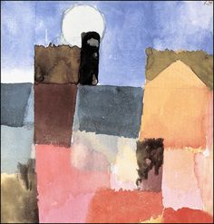 Paul Klee Saint Germain Tunis 1915