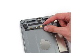 L'iPad mini Retina démonté 10