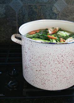 How to Make Easy Homemade Turkey Stock