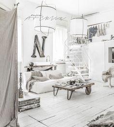 "210 Synes godt om, 4 kommentarer – Paulina Arcklin LOFT (@paulinaarcklin_loft) på Instagram: ""#paulinaarcklinloft #paulinaarcklin #myhome #mystudio #stylingstudio #white #industrial #vintage…"""