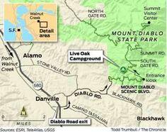 Sunday Drive: Rock City, Mount Diablo