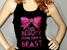 Hey, I found this really awesome Etsy listing at http://www.etsy.com/listing/154612154/this-beauty-runs-like-a-beast-loose-fit