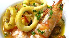 サルスエラ(カタルーニャのブイヤベース):スペイン料理簡単レシピ集