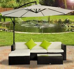 [GBP £473.99]5pc Garden Rattan Furniture Set Patio Wicker Conservatory Set Brown Voucher code 'Social10' 10% off any order up to £50 or more Must end Sunday Midnight