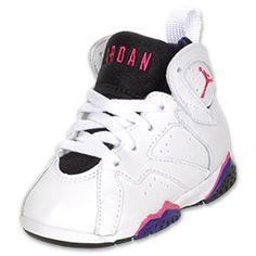 New shoes for Rian! Love them! Girl Jordans 96d296e801
