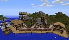 minecraft docks - Google Search