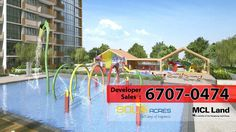 Sol Acres EC or Sol Acres Executive Condominiums is an upcoming executive condominiums to be developed by MCL Land in a land parcel bounded Choa Chu Kang Grove and Choa Chu Kang Way in Singapore.