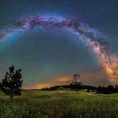 Devils Tower National Monument - The 20 Best National Park Photos of 2014 | Nature Galleries | OutsideOnline.com