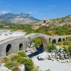 Shkoder, Albania Albania, Eastern Europe, Backpacking, Grand Canyon, Bridges, World, Water, Travelling, Landscapes