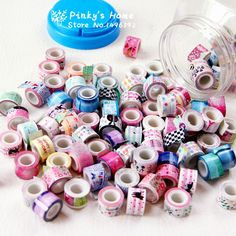 Cheap tape diy decoration, Buy Quality masking tape stickers directly from China tape sticker Suppliers: Mini Color Tape DIY Decorative Adhesive Tape Masking Tape Sticker Cartoon Diary Lace Tape Cinta Adhesiva Decor Cute School Supplies, Office And School Supplies, Lace Tape, Cute Stationary, Mini, Idee Diy, Masking Tape, Washi Tapes, Tape Crafts