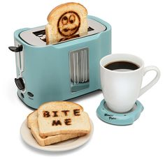 Funny toaster! #Food