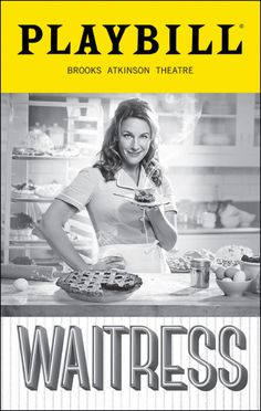 Based upon the 2007 motion picture, Waitress features a new score by five-time Grammy Award-nominated singer-songwriter Sara Bareilles, a book by Jessie Nelson, direction by Diane Paulus and choreography by Lorin Latarro, making it the first Broadway musical in history with an all-female creative team. 2014 Best Actress Tony Award-winner Jessie Mueller stars in this uplifting new musical celebrating friendship, motherhood and the magic of a well-made pie.