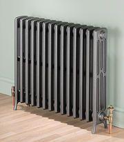 Electric cast iron radiators