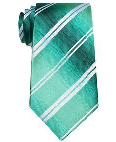 Alfani Tie, Skinny Sag Stripe - Mens Ties - Macy's