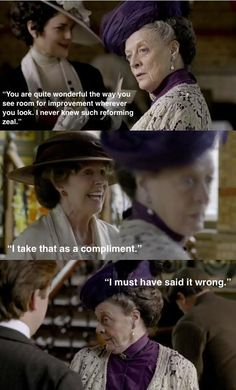downton abbey quotes | Downton Abbey love these quotes. | Gits & Shiggles