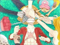 Straw Hat Crew Pirates Mugiwaras Luffy Zoro Nami Usopp Sanji Chopper Robin Franky Brook One Piece One Piece Anime, One Piece Luffy, Death Note, Sword Art Online, Totoro, Fairy Tail, Haikyuu, Akuma No Mi, Manga Anime