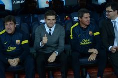 tito is back to barca from new york