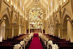 【公式】セントグレース大聖堂の挙式 伊勢山ヒルズ みなとみらい・桜木町の結婚式場