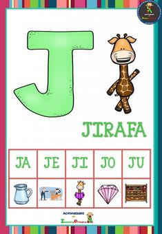 Spanish Activities, Class Activities, Early Literacy, School Colors, Phonics, Kids Learning, Teaching, Education, Flashcard